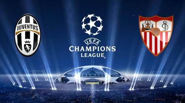 Juventus vs Sevilla UEFA Champions League